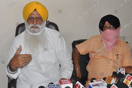 Editorial image of SGPC Addresses Press Conference On Missing 'Saroops', Amritsar, Punjab, India - 27 Jun 2020