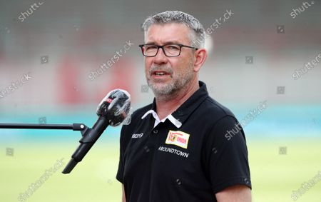 Trainer Urs Fischer Interview  