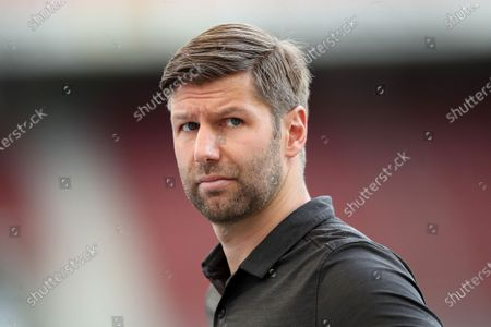 VfB Stuttgart chairman Thomas Hitzlsperger ahead of the German Bundesliga Second Division soccer match between VfB Stuttgart and SV Darmstadt 98 in Stuttgart, Germany, 28 June 2020.