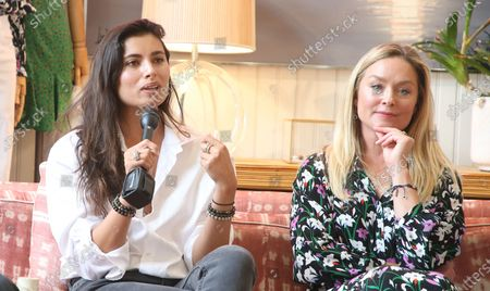 Editorial image of lisabeth Rohm hosts a Respect Talk on How To Cultivate More Bliss in Today's World, Los Angeles, USA - 28 Jun 2020