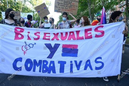 International LGBT Pride Day march