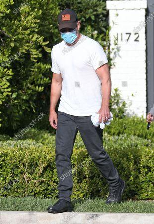 Stock Picture of Matt Damon