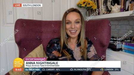 Stock Photo of Anna Nightingale