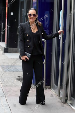 Editorial image of Myleene Klass out and about, London, UK - 29 Jun 2020