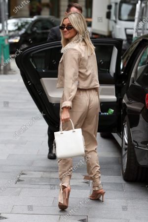 Editorial photo of Ashley Roberts out and about, London, UK - 29 Jun 2020