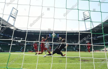 5:0 Sebastiaan Bornauw, Yuya Osako (Bremen), Timo Horn (Koeln)