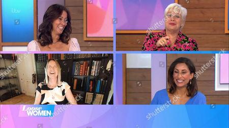 Andrea McLean, Denise Welch, Carol McGiffin and Saira Khan