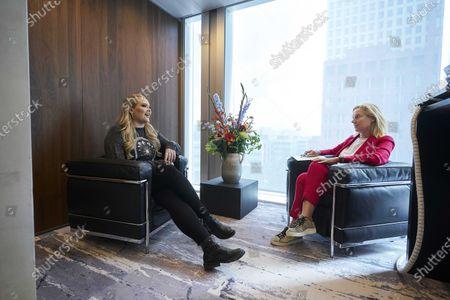 Editorial image of Nikkie Tutorials speaks about gender equality, Den Haag, Netherlands - 29 Jun 2020