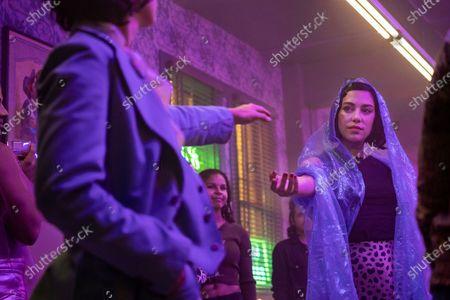 Roberta Colindrez as Nico and Mishel Prada as Emma
