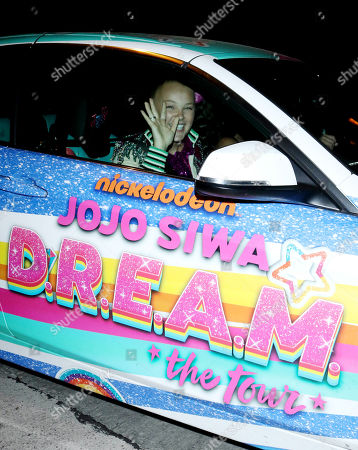 Stock Photo of JoJo Siwa