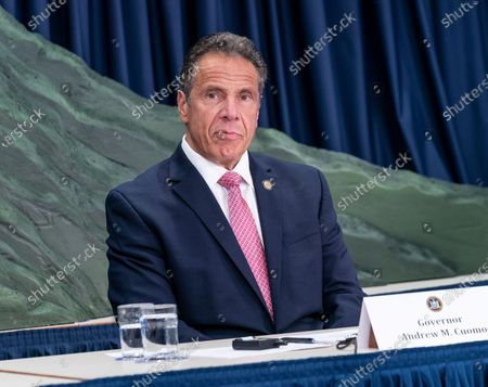 Editorial image of NYS Governor Cuomo makes an announcement, New York, United States - 29 Jun 2020