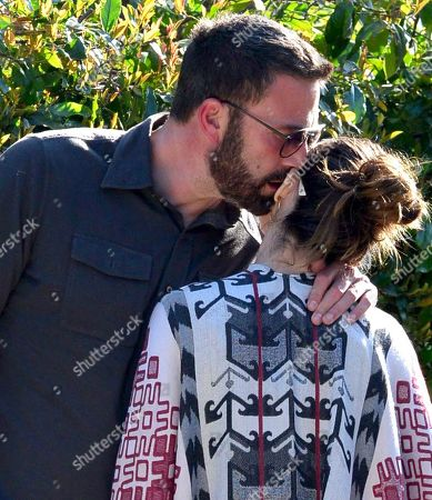 Editorial picture of Ben Affleck and Ana de Armas out and about, Los Angeles, USA - 29 Jun 2020