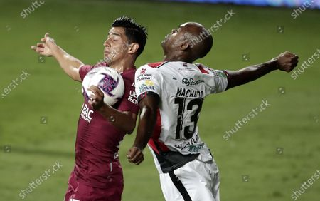 Editorial image of Deportivo Saprissa vs Liga Deportiva Alajualense, San Jose, Costa Rica - 30 Jun 2020