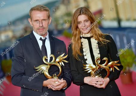 Lambert Wilson and Chiara Mastroianni