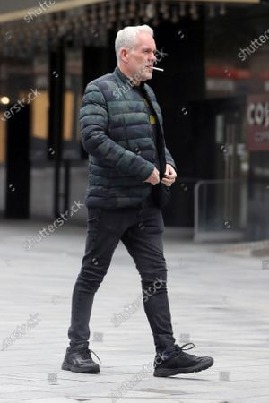 Stock Picture of Chris Moyles