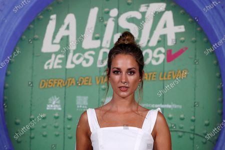 Editorial image of Photocall of 'La lista de los deseos', Madrid, Spain - 30 Jun 2020