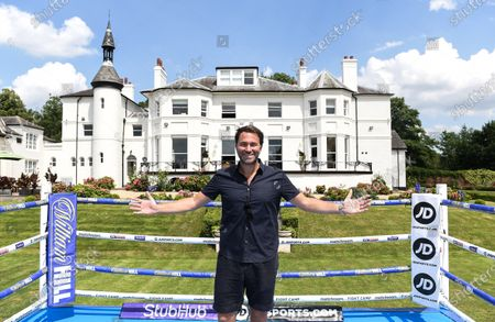 Eddie Hearn is gambling that crowds will be allowed back at boxing not long after his August series of fights in the Essex garden of his Matchroom headquarters comes to a climax with Dillian Whyte's world heavyweight title final eliminator against Alexander Povetkin. Hearn admits that he will make heavy losses on the four closeddoors shows which are to be televised weekly on Sky Sports. He says: 'There's the site to set up in the garden, hotels for everyone involved to isolate for a week and at least 30 grand for coronavirus testing. We'll lose money, though not the fighters. For example, the £1million gate we would have had for Whyte-Povetkin. 'But it should help us get the crowds back after August.'