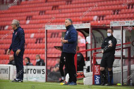 Blackburn's Tony Mowbray.