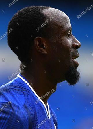 Albert Adomah of Cardiff City