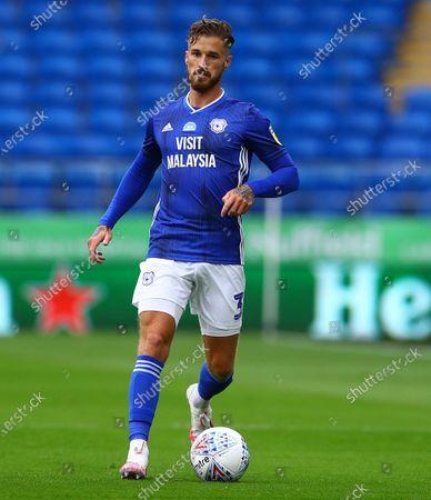 Joe Bennett of Cardiff City