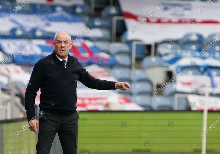 Mark Warburton - Manager of QPR