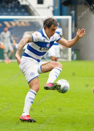 Jordan Hugill of QPR