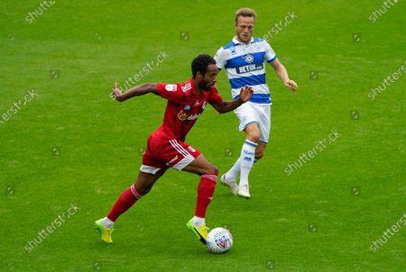 Denis Odoi of Fulham