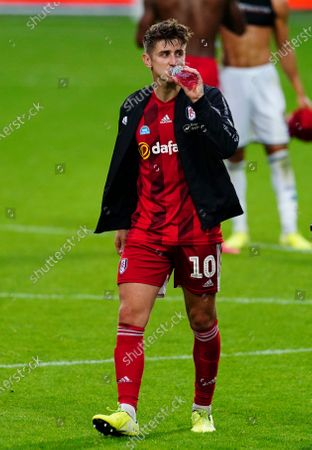 Tom Cairney of Fulham at full time