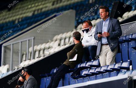 QPR Chief Executive Lee Hoos