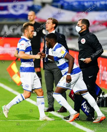 Olamide Shodipo of QPR replaces Todd Kane
