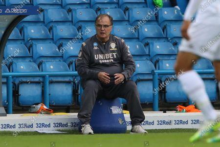 Leeds manager Marcelo Bielsa