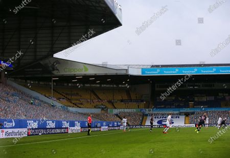 Sky Bet Championship LED fan messaging inside the stadium