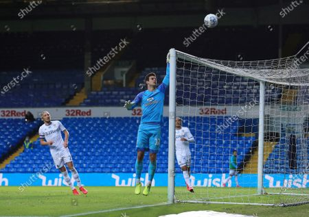 Stock Photo of Luton Town goalkeeper Simon Sluga