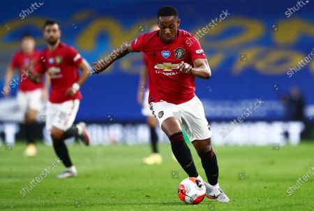 Anthony Martial of Manchester United.