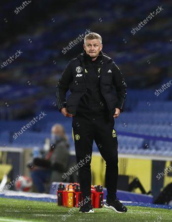 Manchester United Manager Ole Gunnar Solskjaer.