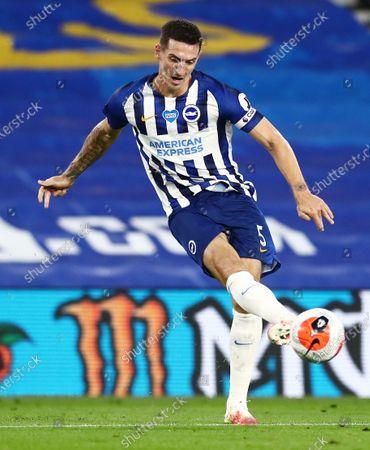 Lewis Dunk of Brighton & Hove Albion.