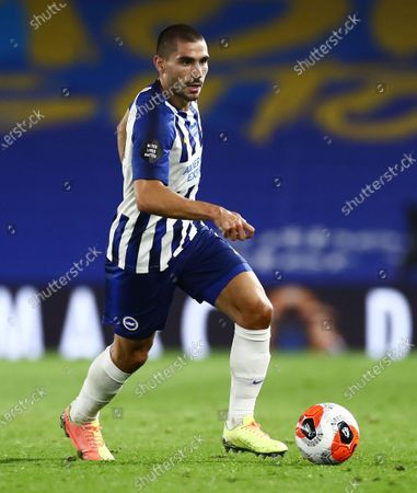 Neal Maupay of Brighton & Hove Albion.