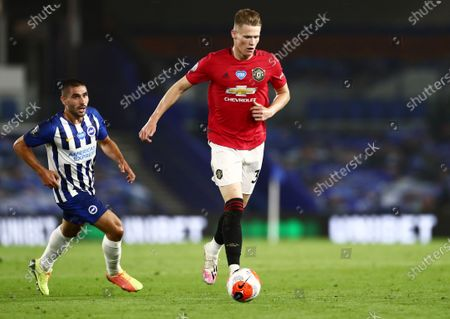Scott McTominay of Manchester United.