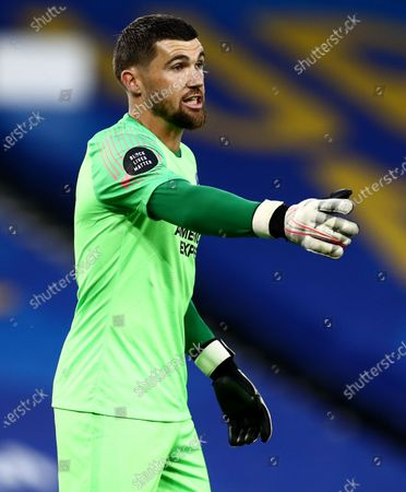 Matthew Ryan of Brighton & Hove Albion.