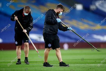 Brighton and Hove Albion v Manchester United