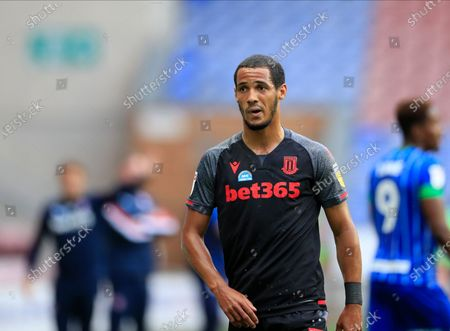 Thomas Ince (7) of Stoke City