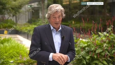 Stock Picture of Nigel Havers