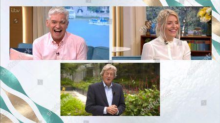 Editorial image of 'This Morning' TV show, London, UK - 30 Jun 2020