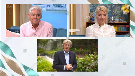 Phillip Schofield, Holly Willoughby, Nigel Havers