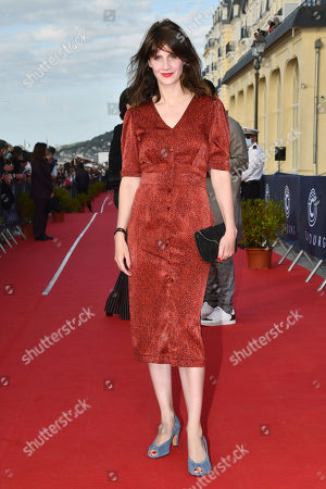 Editorial photo of Closing Ceremony of the 34th Cabourg Film Festival, France - 29 Jun 2020