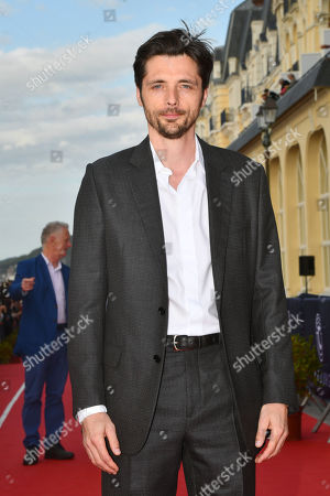 Stock Picture of Raphael Personnaz
