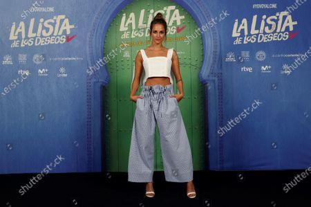 Editorial photo of Photocall of film 'La lista de los deseos', Madrid, Spain - 30 Jun 2020