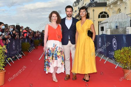 Editorial photo of 34th Cabourg Film Festival, France - 29 Jun 2020