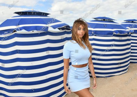 Editorial image of 34th Cabourg Film Festival, France - 29 Jun 2020