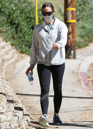 Editorial image of Jennifer Garner out and about, Los Angeles, California, USA - 29 Jun 2020